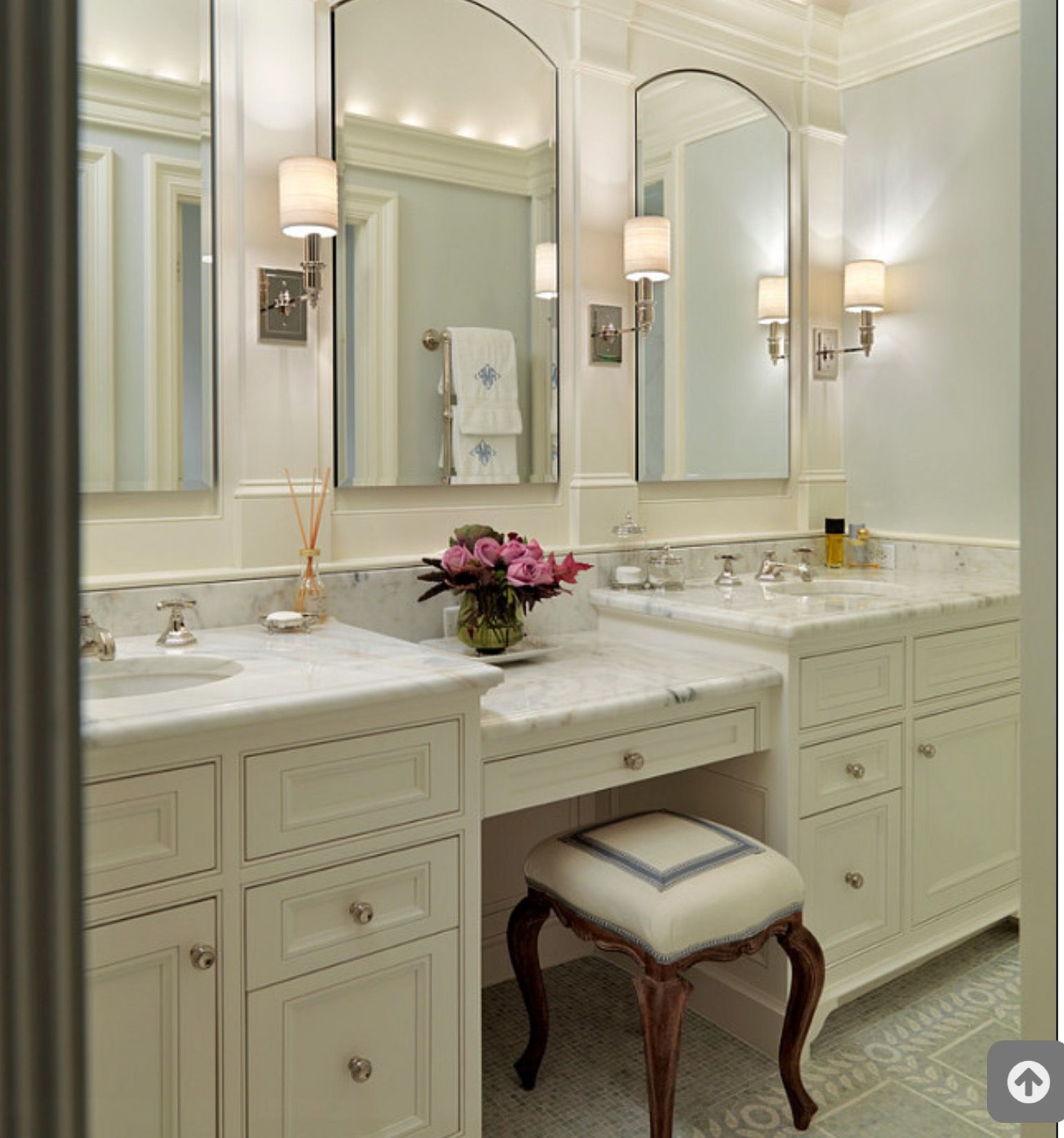 3 mirrors with vanity bathroom remodel master master on vanity bathroom id=34762