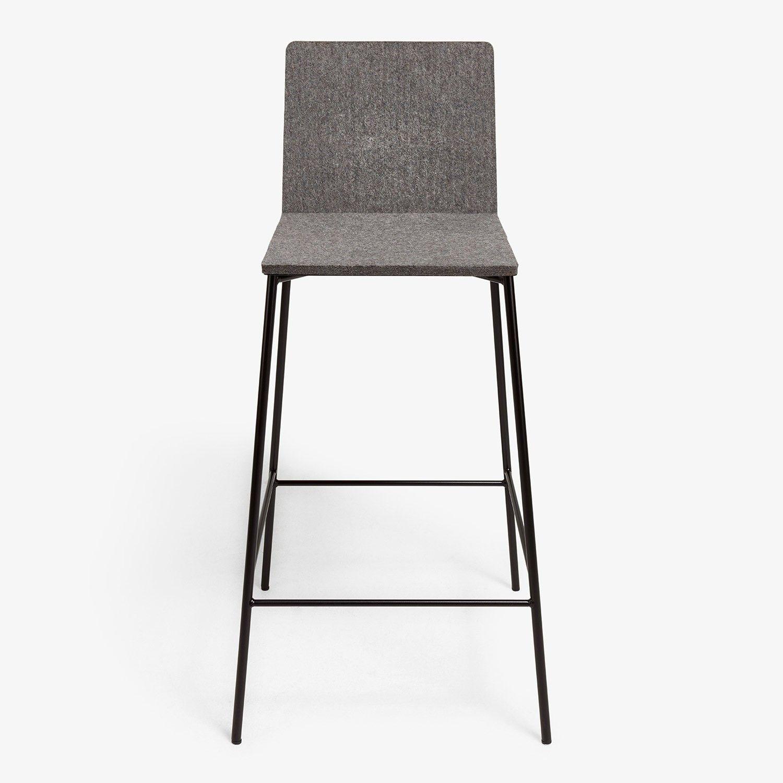 Enjoyable Minimal And Modern The Integral Manhattan Counter Stool Inzonedesignstudio Interior Chair Design Inzonedesignstudiocom