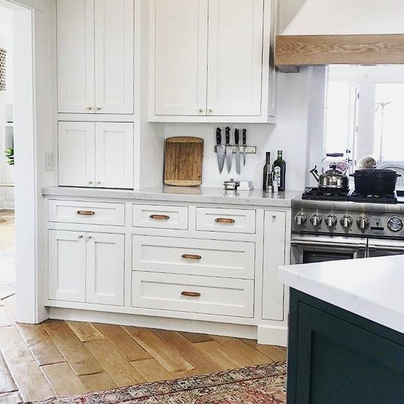 Amazing kitchen remodel from @huitlaguna featuring our Cassidy