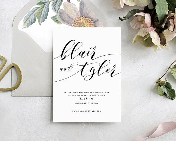 Save The Date Cards Save The Date Template For Word Made