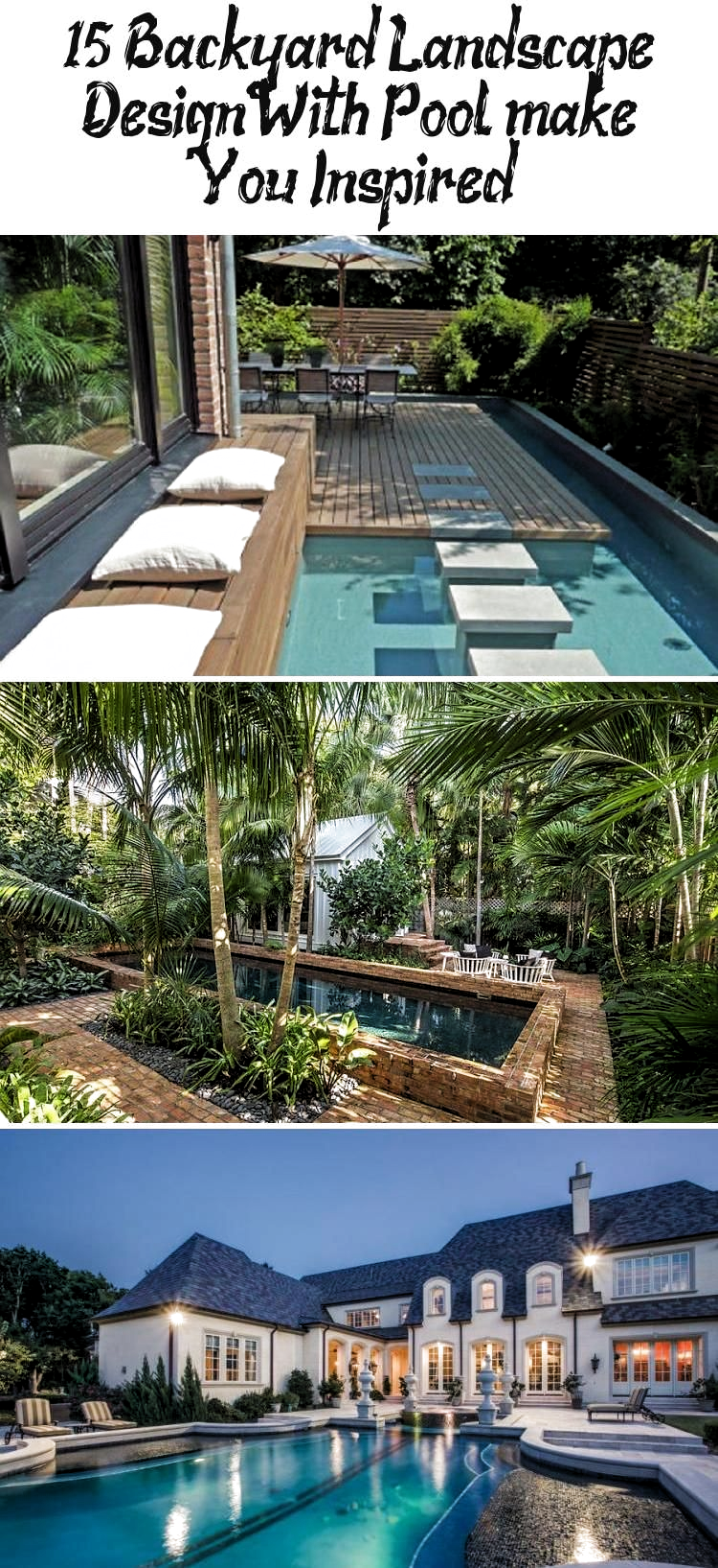 Amazing pool! #pool #house #housegoals #dream #luxury #money #work #home #cars #LuxuryHousesBeach #LuxuryHousesKitchen #LuxuryHousesAustralia #LuxuryHousesItaly #LuxuryHousesMinimalist