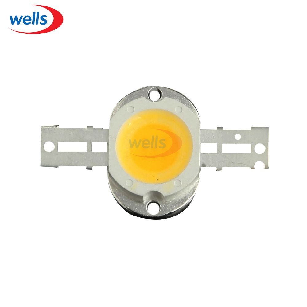 10w Round Base Led Warm White Bright High Power 900lm Led Chip 9 12v Bulb Lamp Light Accessories Bulb Lights