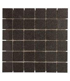 Nuriko™ Jet Mosaic Tile