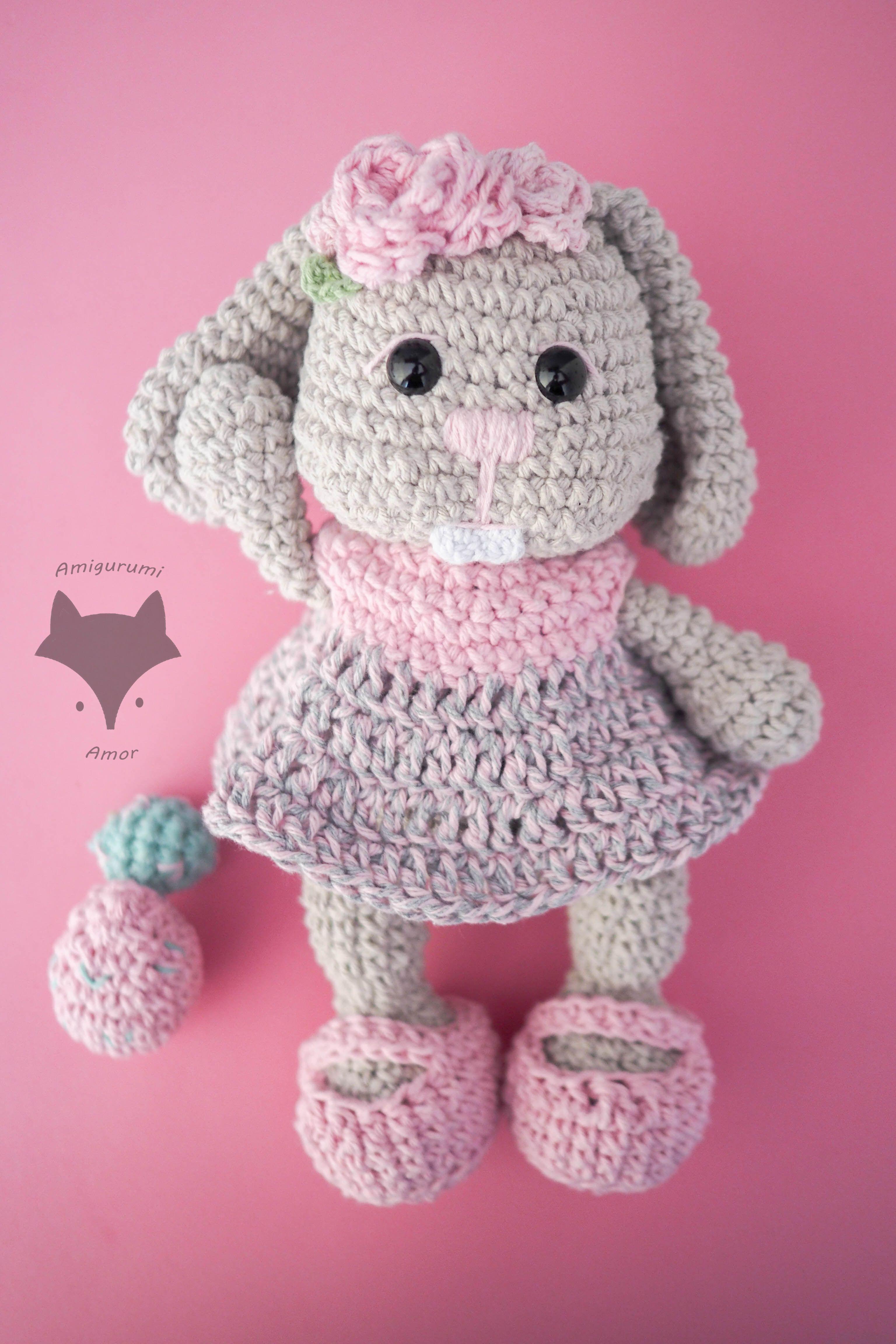 Big Hello Kitty Amigurumi Free Pattern | Padrão de boneca de ... | 4608x3072