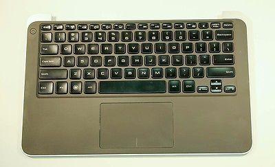 """DELL XPS 13-L321X 13.3"""" PALMREST TOUCHPAD KEYBOARD W/ BACKLIT X52TT 1RV06 ccc315"""