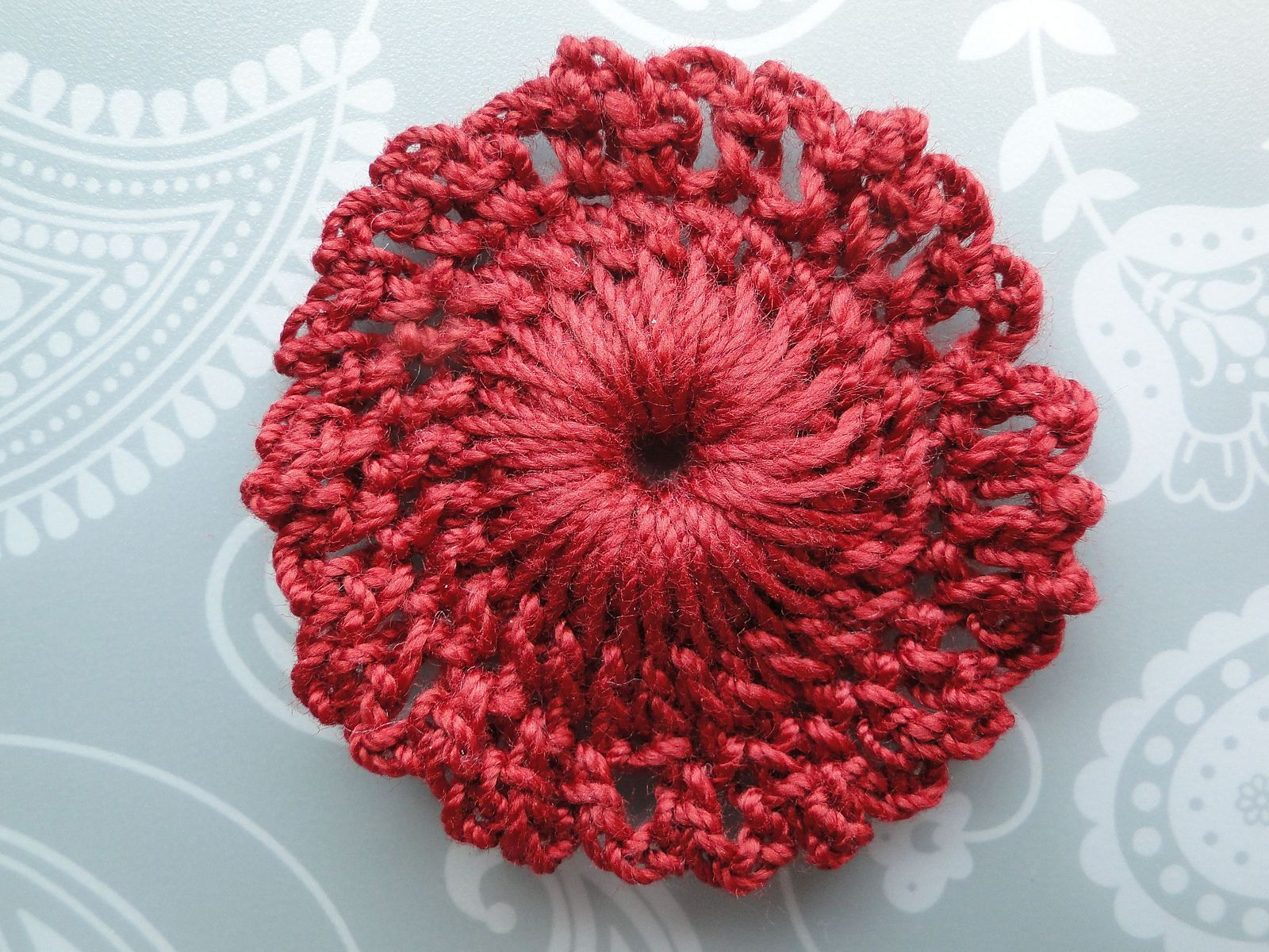 Bloom lace flower motif by claire from crochet leaf free crochet bloom lace flower motif by claire from crochet leaf free crochet pattern ravelry bankloansurffo Image collections