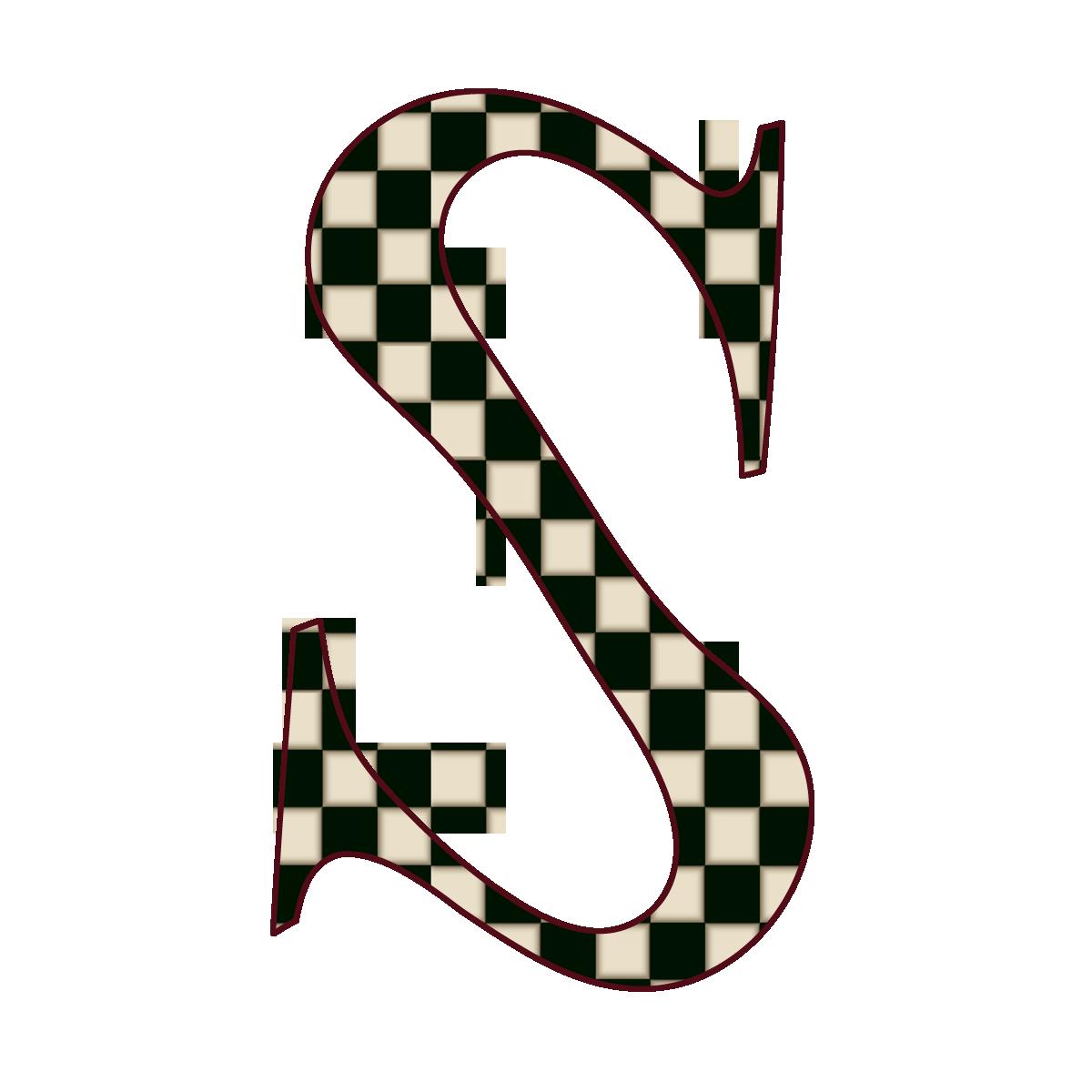 CapitalLetterSPng    Clipart  Alphabet  Full