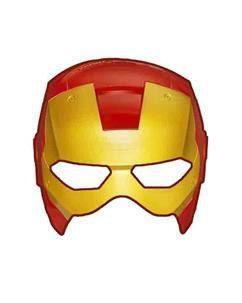 Instant Download Printable Iron Man Superhero Mask For Kids Birthday Party Cra Iron Man Geburtstag Kinder Kinder Zimmer