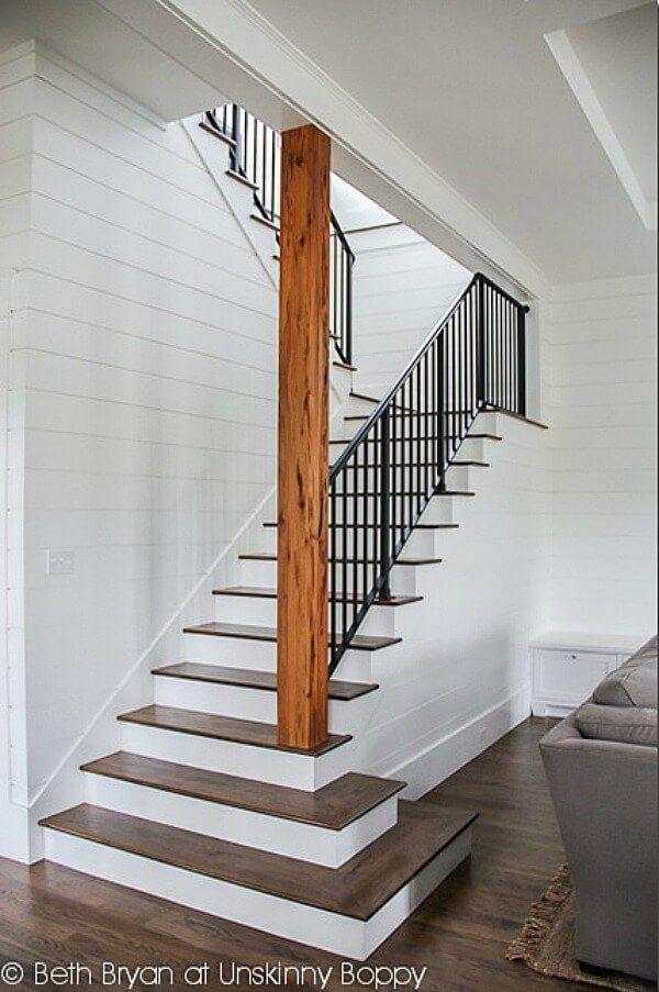 Photo of 16 erstaunliche Keller-Treppen-Ideen, zum Ihrer Keller-Treppe fantastisch zu machen