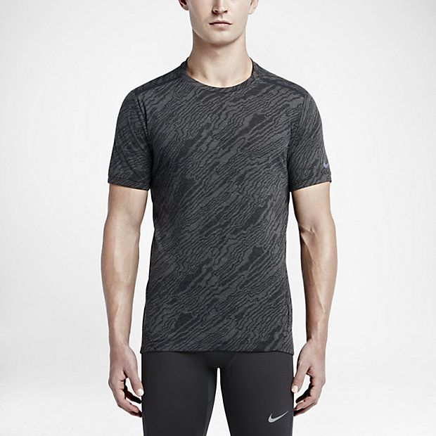 Nike Dri-FIT Elevate Tailwind Men's Running Shirt