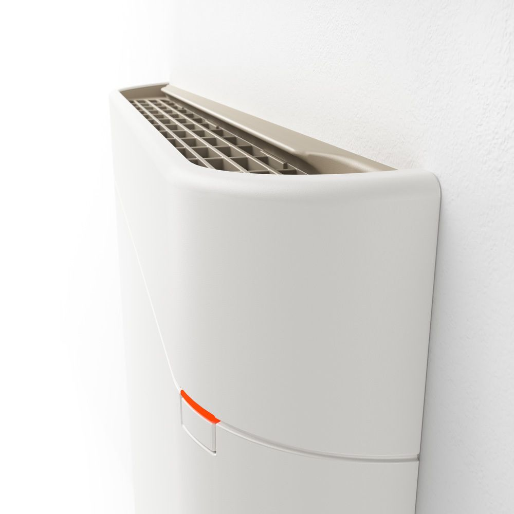 Envi High Efficiency Whole Room 120v Hardwired Electric Panel Wall Heater 2nd Generation Hw3012t Wall Paneling Heater Electricity
