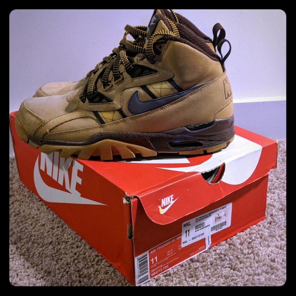 Men Nike Shoes Trainers on Poshmark