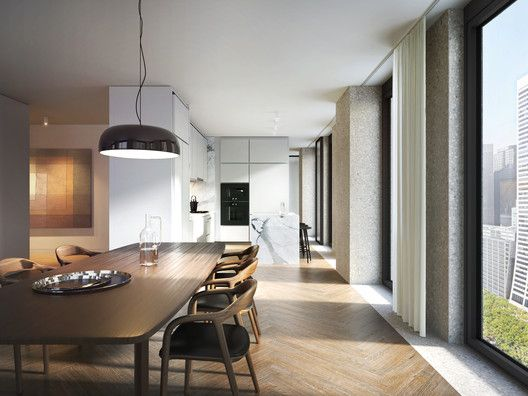 Gallery Of David Chipperfield Reveals His First Residential Project In New York