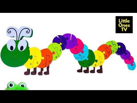 Youtube Alphabet Puzzles Learning Abc Abc Alphabet