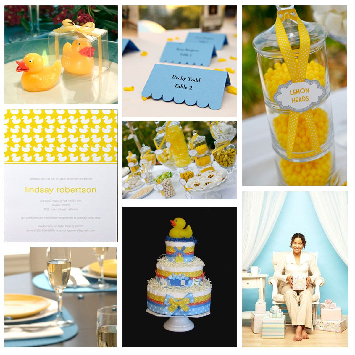 rubber duck baby shower theme rubber ducky baby shower ideas