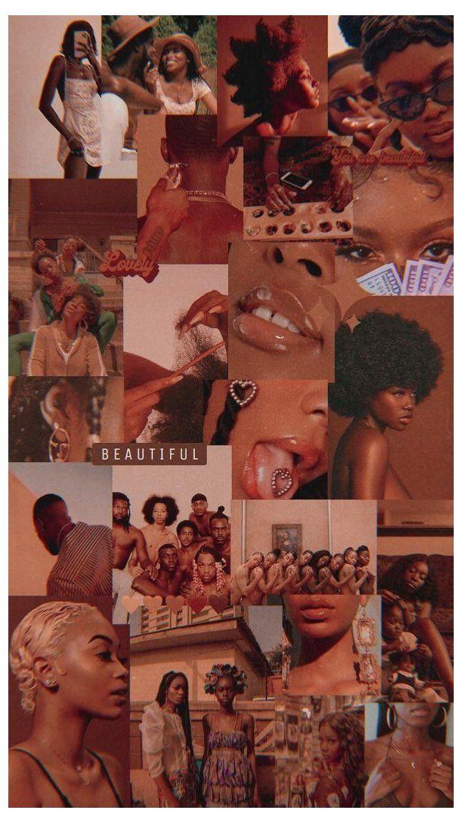 black girl wallpaper