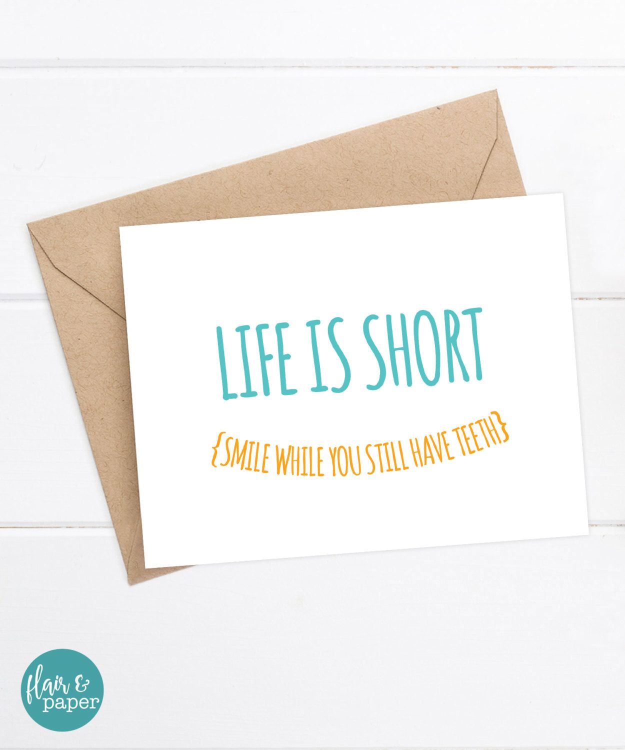 Funny Birthday Card Life Is Short Funny Sister Birthday Etsy Funny Birthday Cards Birthday Cards Funny Friend Birthday Card Sayings