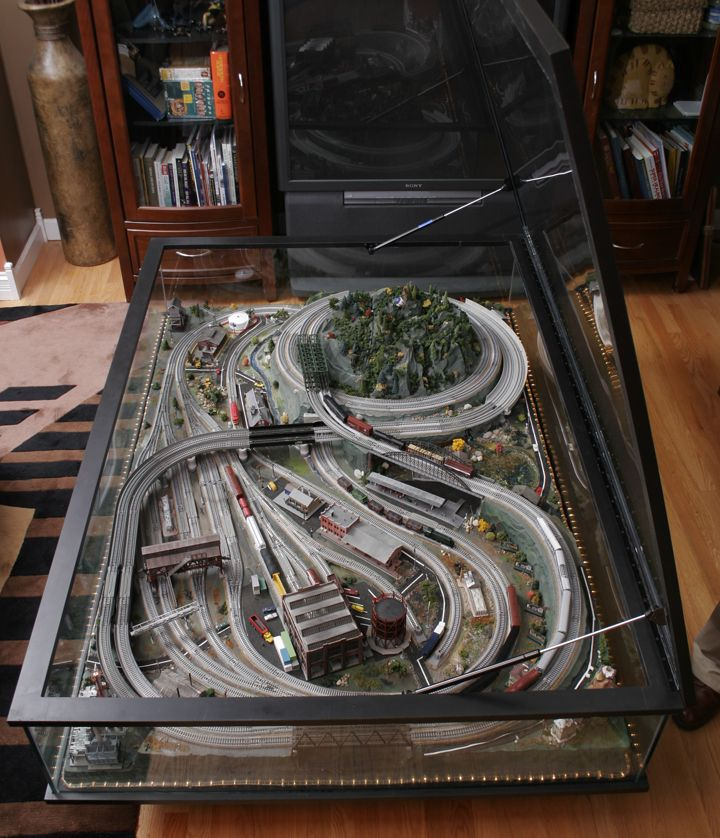 N Or Z Scale From The Trainlady.com