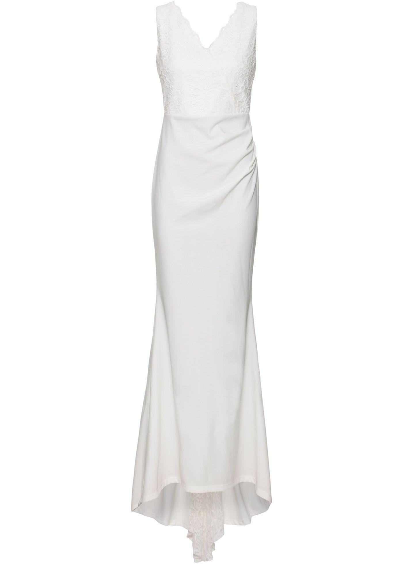 20,20 Hochzeitskleid weiß jetzt im Online Shop von bonprix.de ab