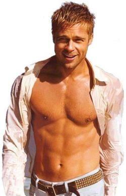 Brad Pitt Abs   www.bilderbeste.com