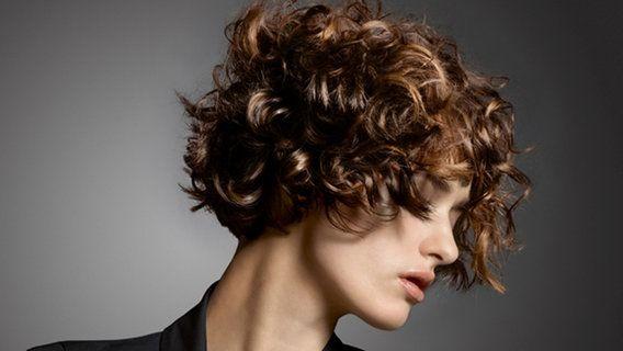 Frisurentrends der Profis | Frisuren locken kurz, Frisur ...