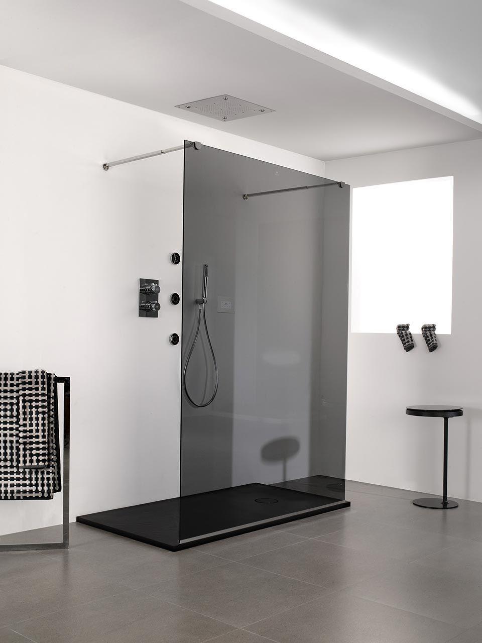 parois de douche porcelanosa bain douche pinterest bathroom shower screen and shower. Black Bedroom Furniture Sets. Home Design Ideas