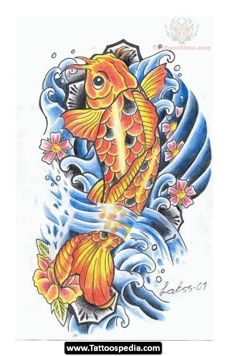 Koi tattoo definition essay