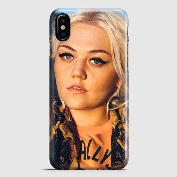 Elle King Singer iPhone X Case