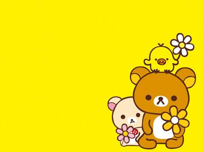 rilakkuma bear coloring pages - photo#41