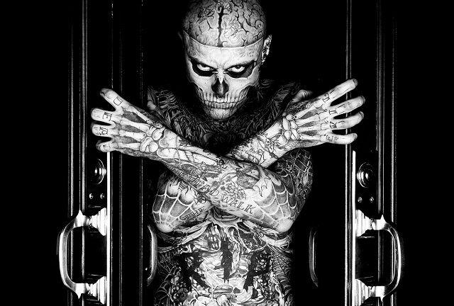 Conoce Al Hombre Más Tatuado Del Mundo Fotos Tattoos