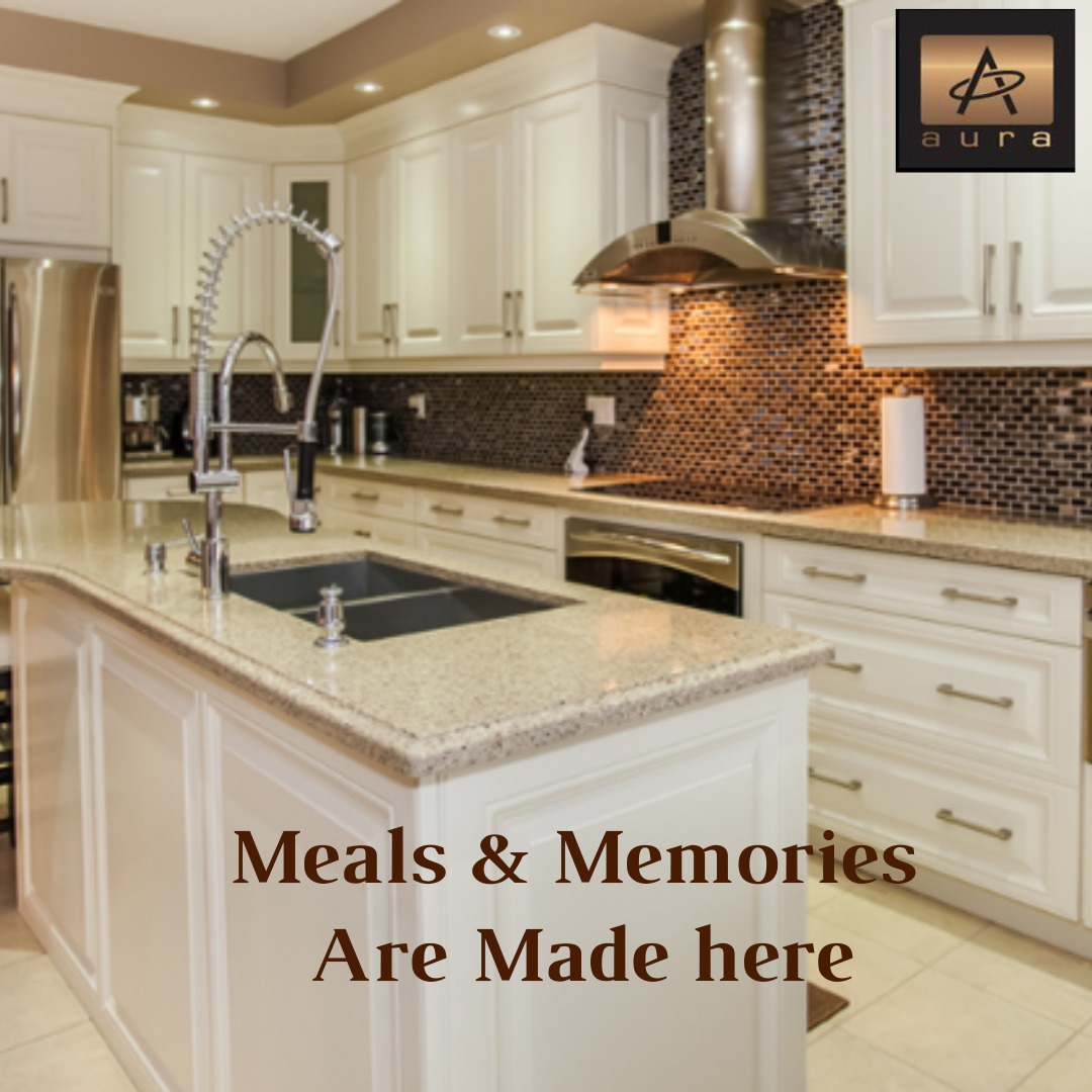Meal Memories Are Made Here Kitchen Custom Kitchen Cabinets Kitchen Cabinetry