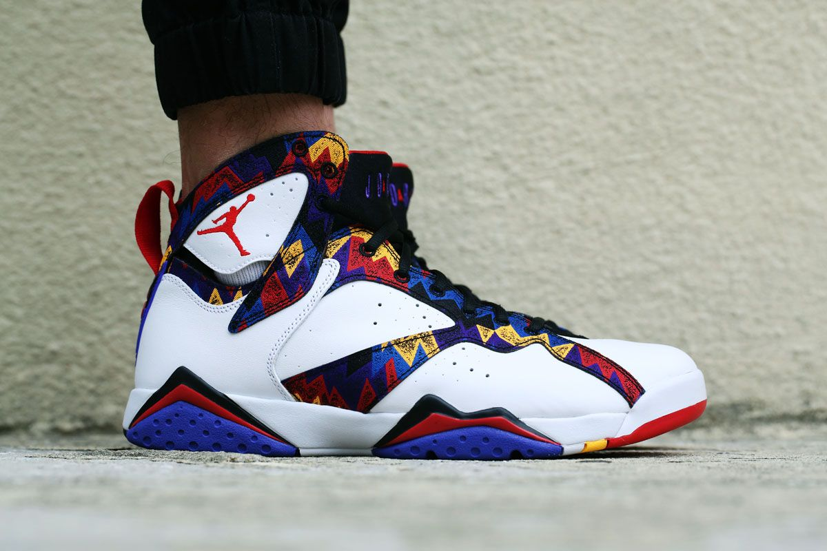 Check Out the 'Nothing But Net' Air Jordan 7 ...