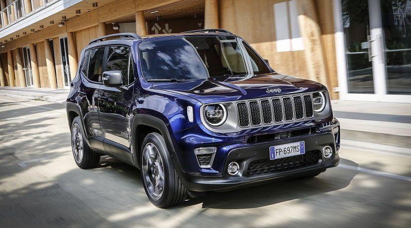 Jeep Renegade 2019 Motores Y Equipamiento Al Descubierto Jeep Renegade Jeep Motores