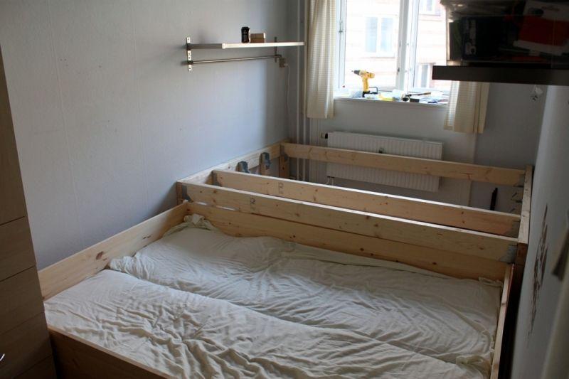 Photo of Uittrekbaar ladebed DIY