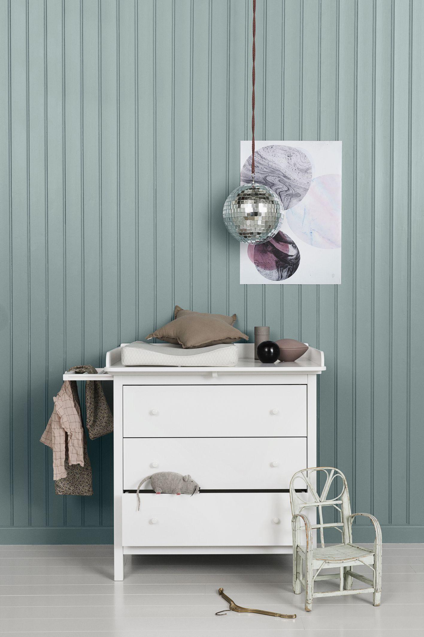 Seaside collection nursery dresser by oliver furniture oliver