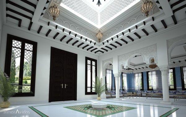 Moroccan style interior design moskeeën marokko en interieurs