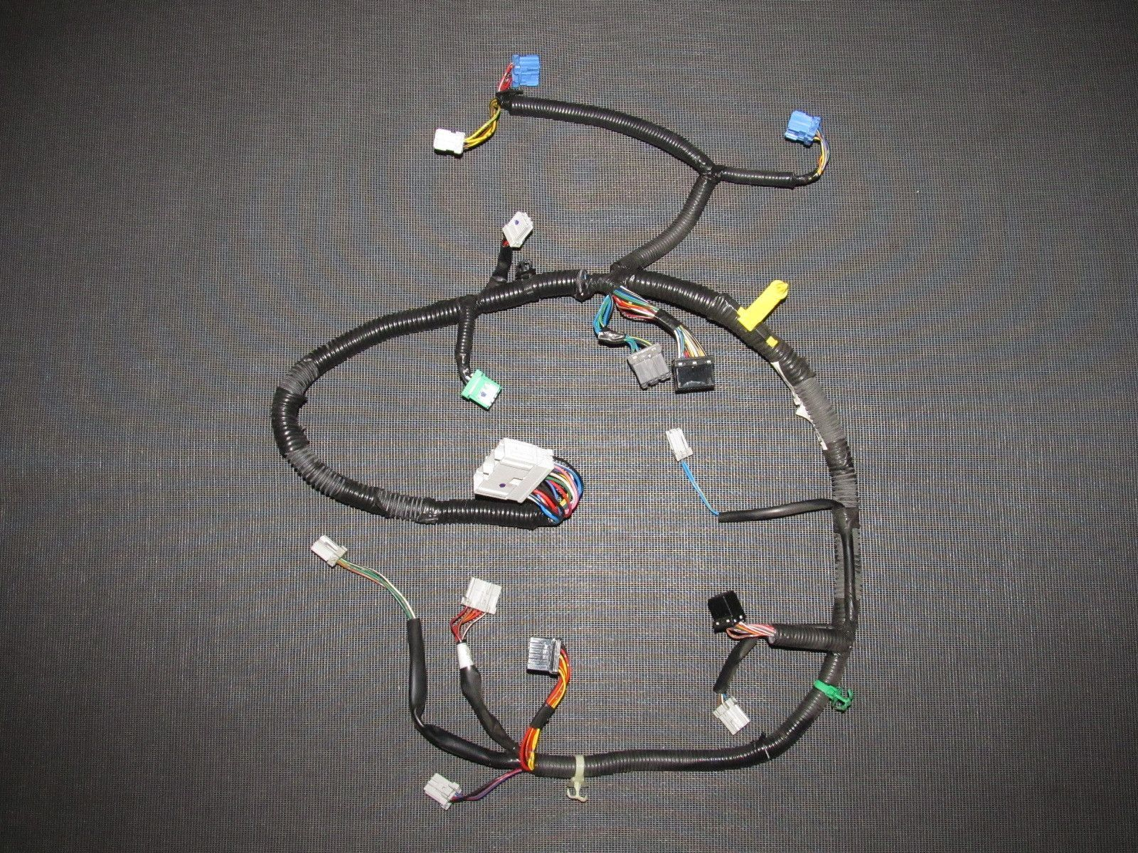 01 02 03 Acura Cl Oem Type S Power Seat Wiring Harness Left 2004 Tsx Car Diagrams Explained