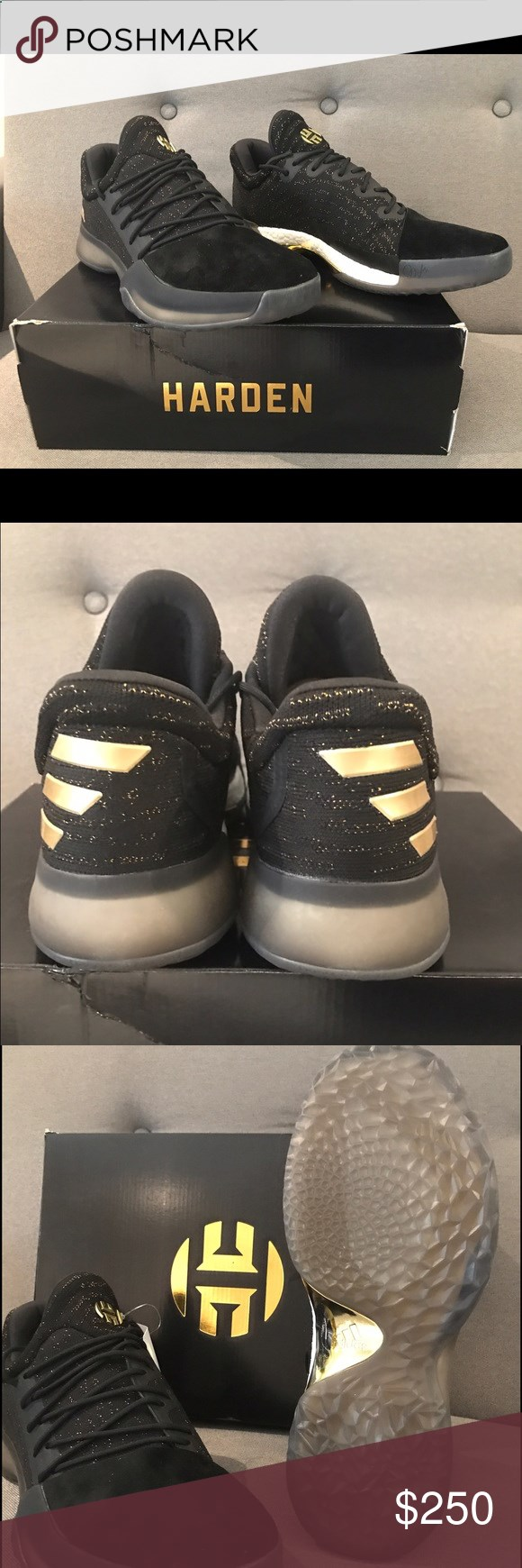 best website b899c 31b16 Adidas James Harden Vol.1 PK DS serious inquiries only ! Adidas Shoes  Athletic Shoes