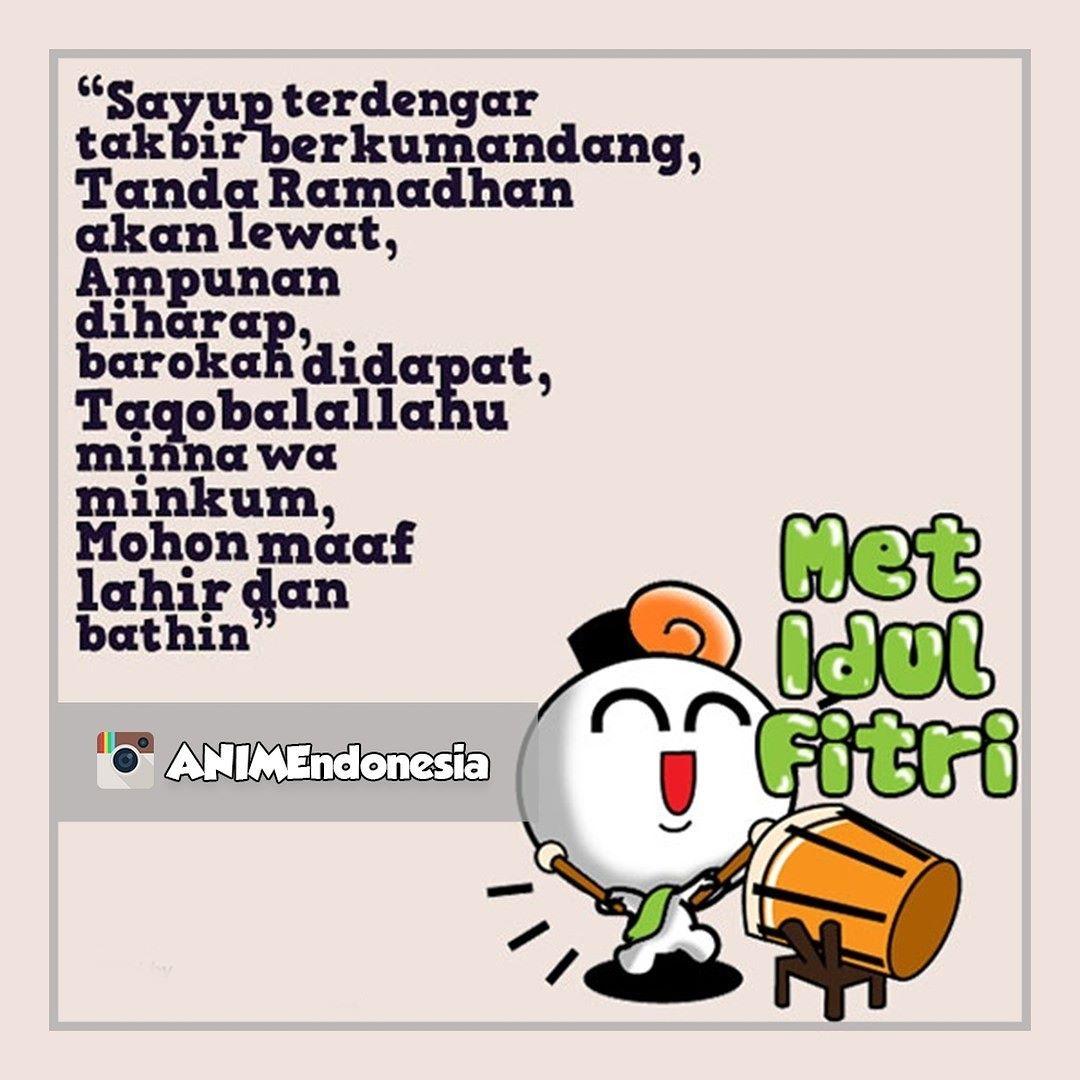 Selamat Idul Fitri 1437 H Mohon Maaf Lahir Dan Batin