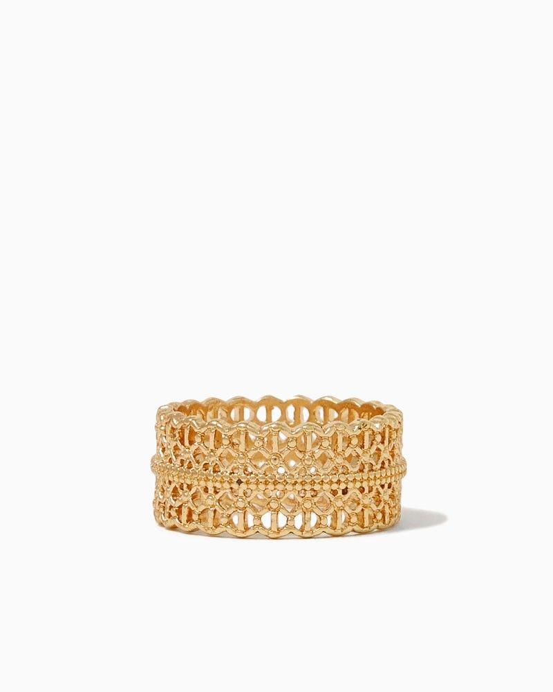 Charming charlie fancy filigree ring upc