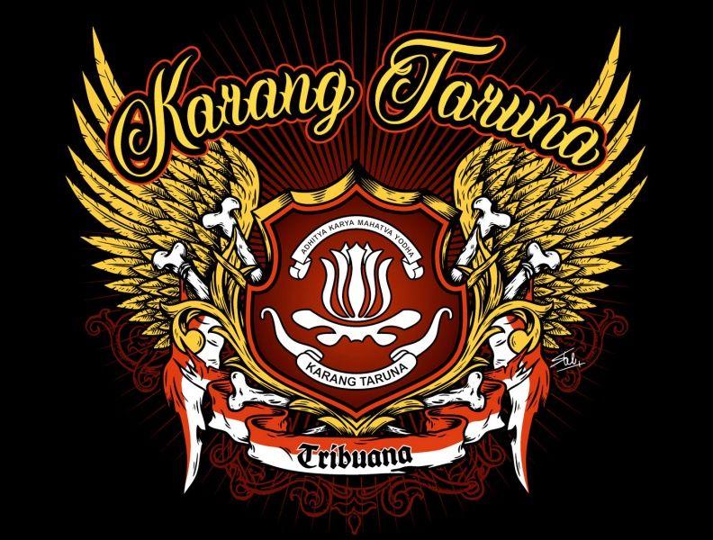Karang Taruna Tribuana Comic Book Cover Book Cover Comic Books