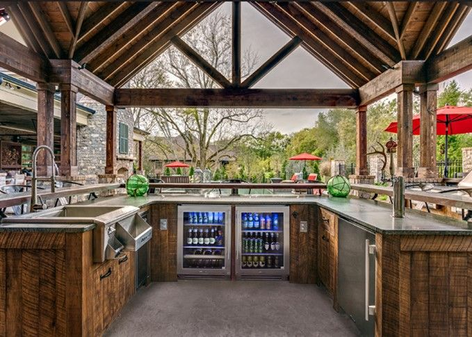 Image Result For House Beautiful Outdoor Kitchens Home Creative