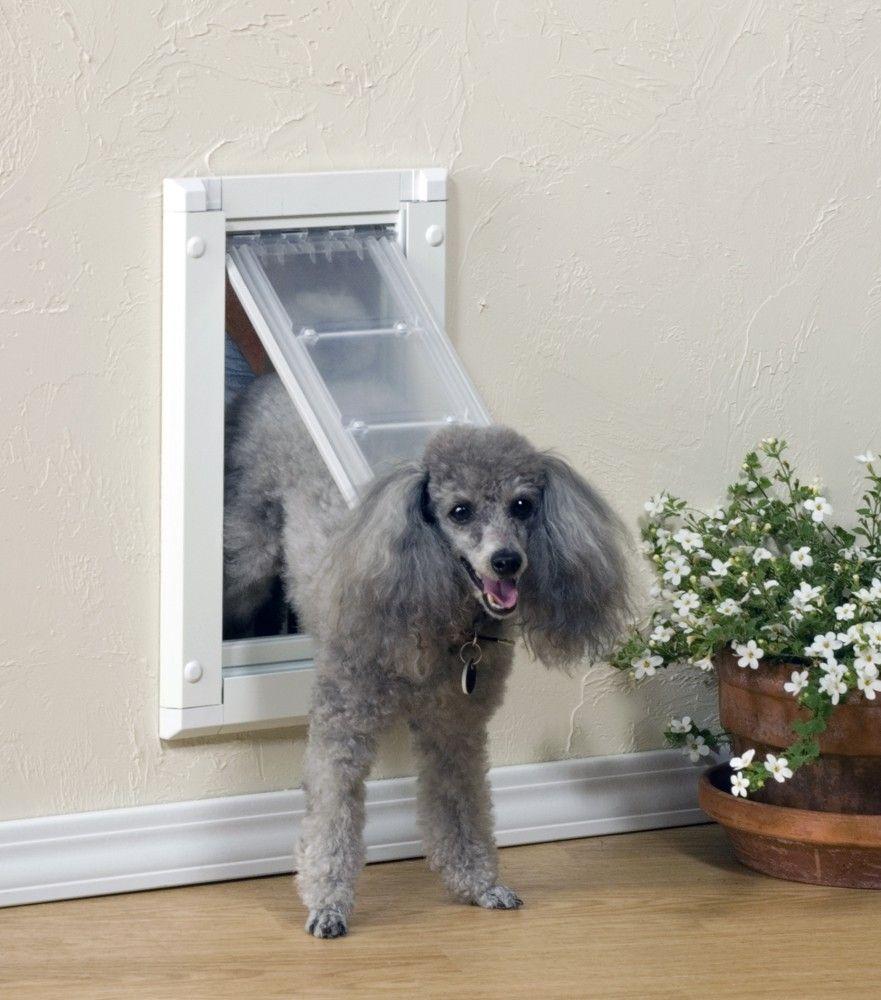 Endura Flap Dog Doors For Walls Dog Door Doggie Door Wall Wall Pet Door