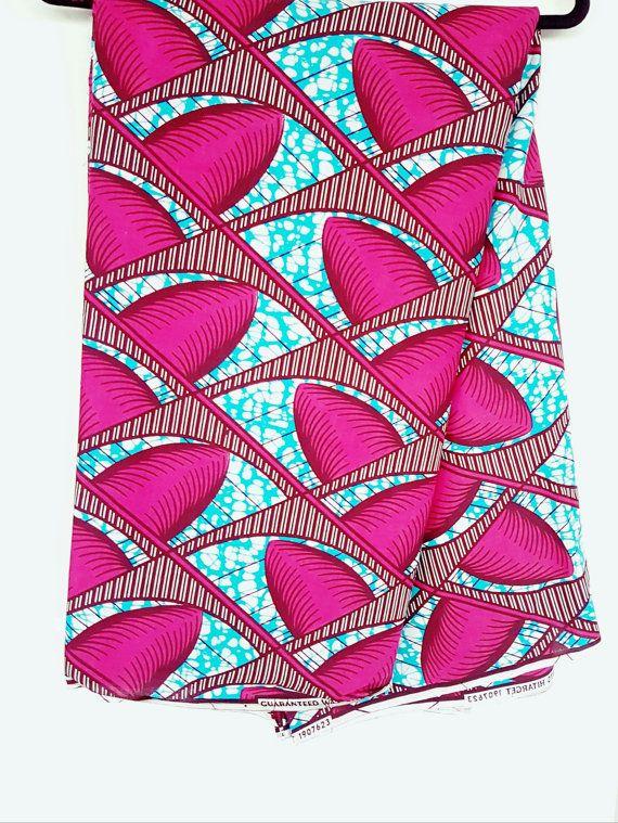 Afrikanische Print Ankara Stoff Wachs Von Ankaraafricanfabric