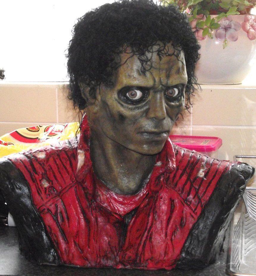michael jackson thriller makeup