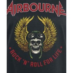 Photo of Airbourne Winged Skull T-Shirt