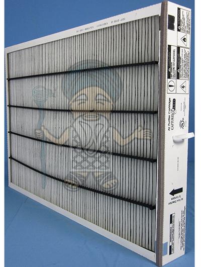 Genuine Bryant Carrier Pgapxcar1625 A01 Germicidal Air Filter Filter Guru Air Filter Filters Carriers