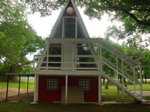 Perfect Small A Frame House For Sale In Texas 0003 Amazing Design
