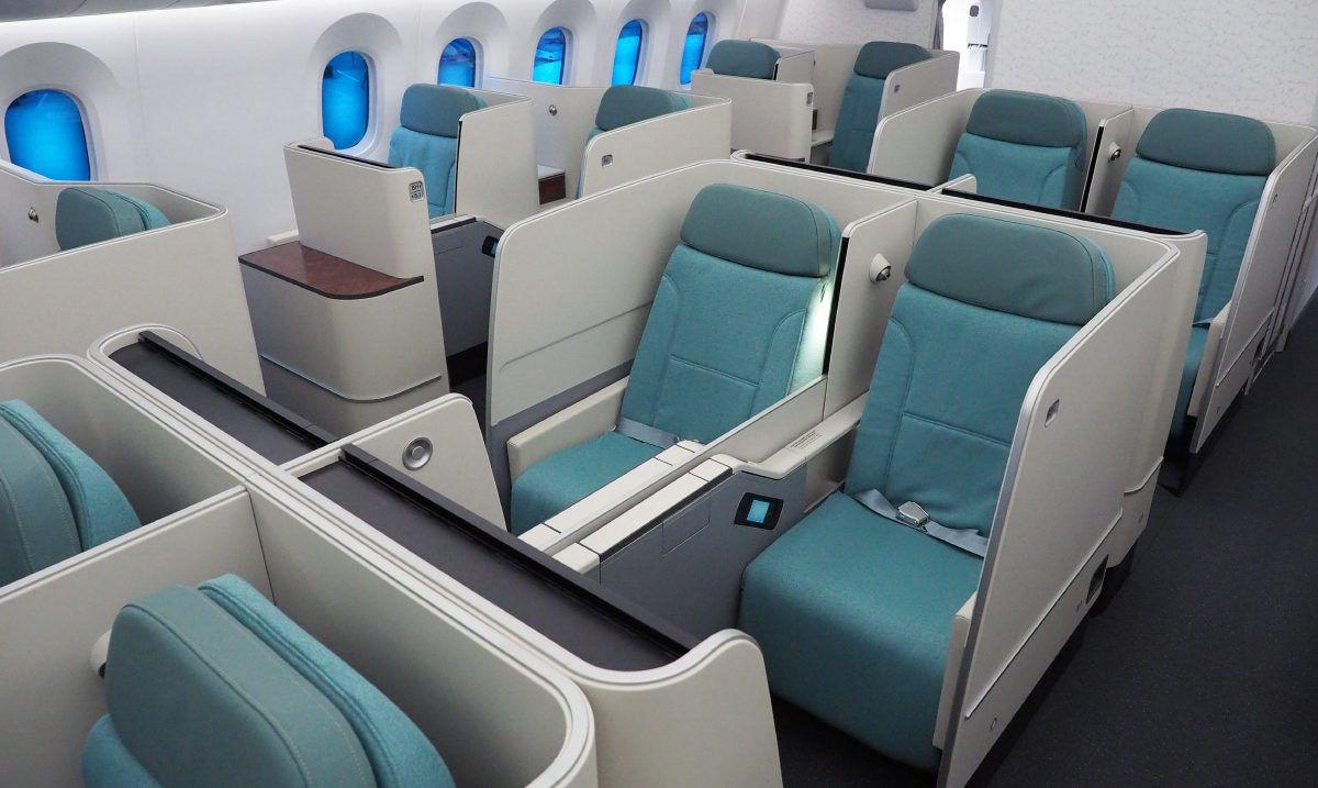 Prestige (Business) Class SALE on Korean Air in 2020