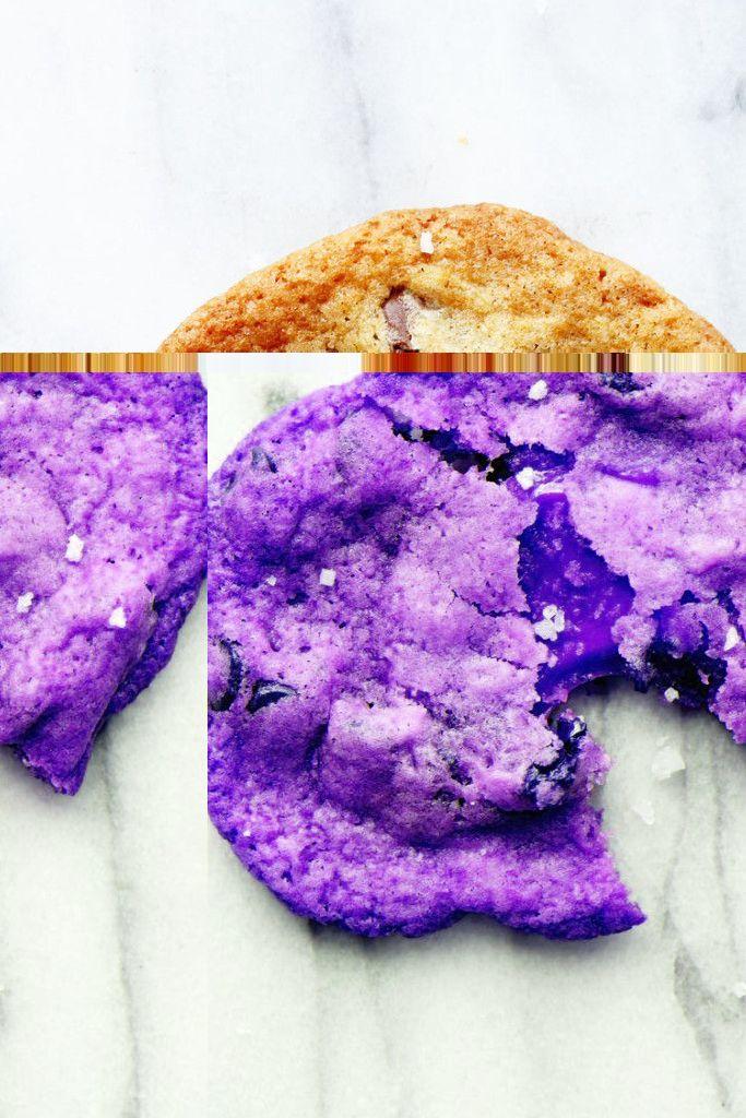 솔티드 카라멜 초코칩 쿠키